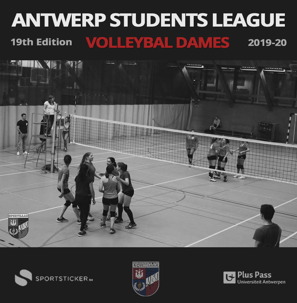ASL 2019-20 Volleybal Dames