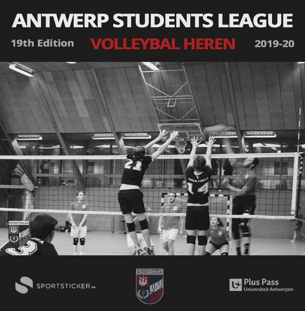 ASL 2019-20 Volleybal Heren